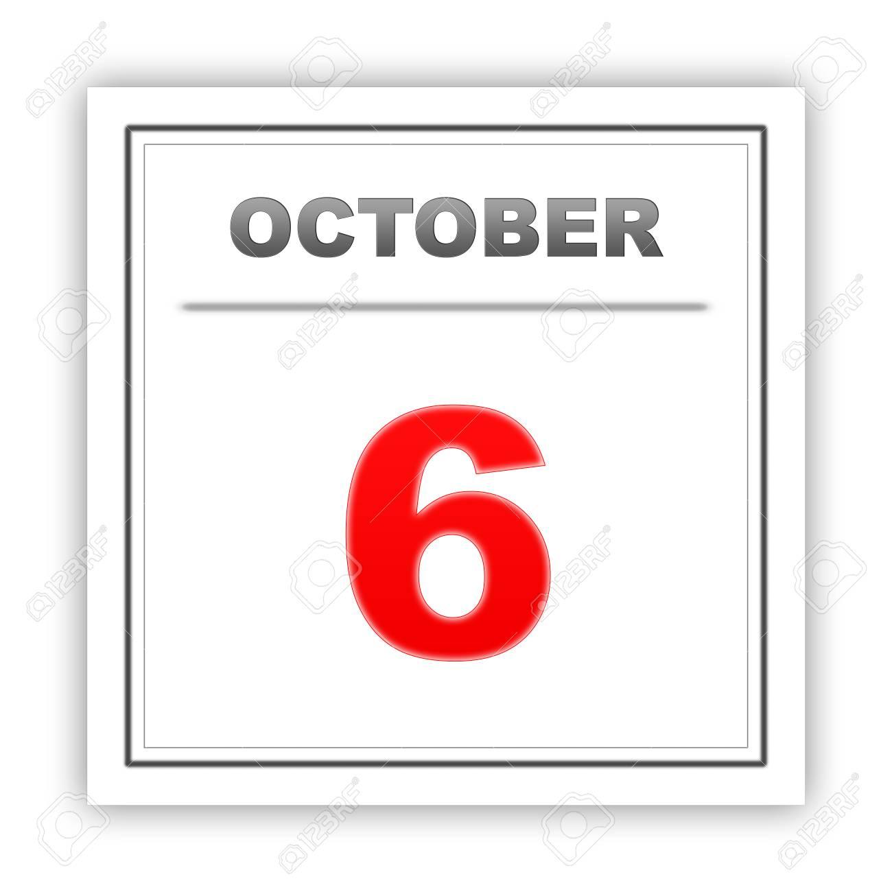 39319715-october-6-day-on-the-calendar-3d.jpg